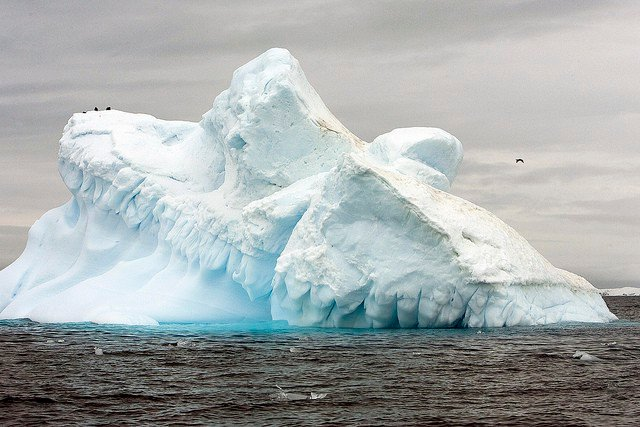 view-of-the-melting-Collins-Glacier-in-Antarctica
