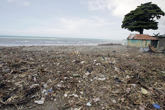 Haiti's Garbage Beach