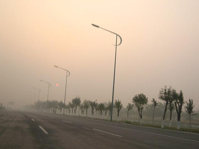 smog-early-morning