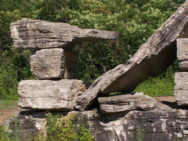 physical-weathering-rocks