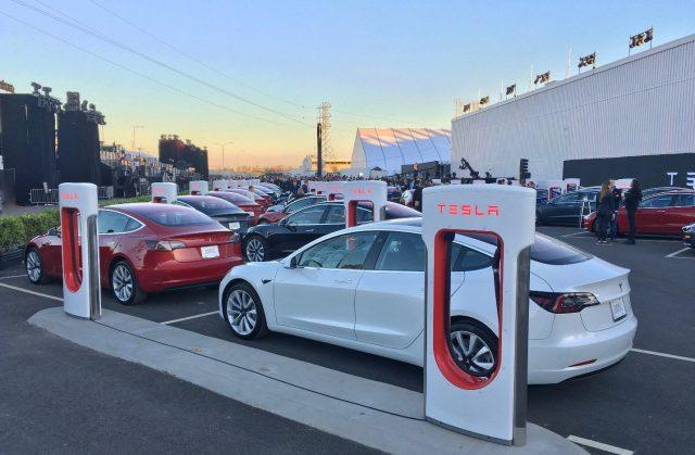 Tesla-electric-car
