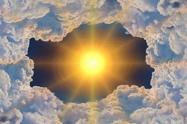 sun-cloud-climate-climate-change