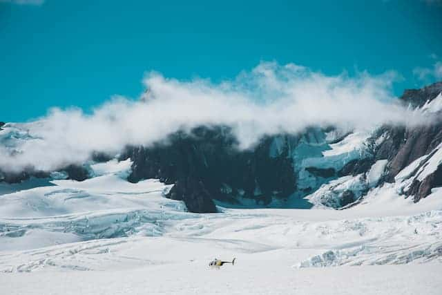 Fox and Franz Josef glacier