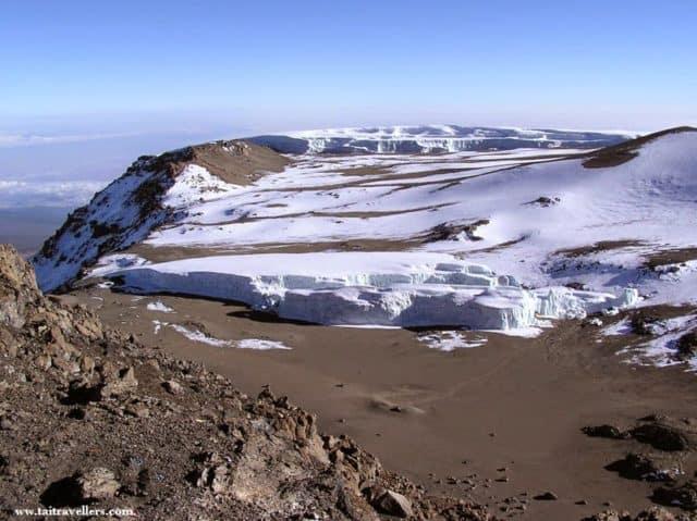 Furtwangler-Glacier