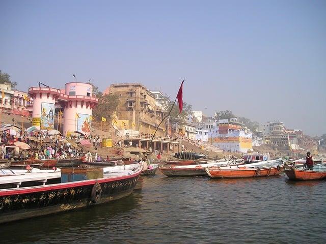 Ganges-river