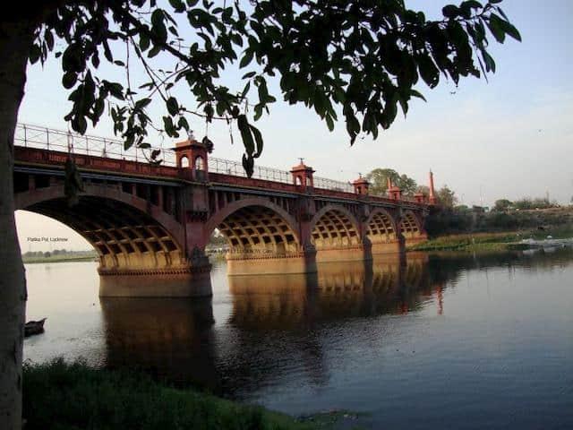 Gomti-river