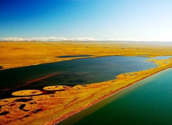 Kasegaluk Lagoon in Alaska tourism destinations