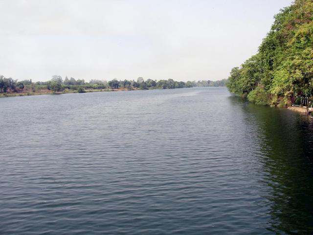 Mahanadi-river