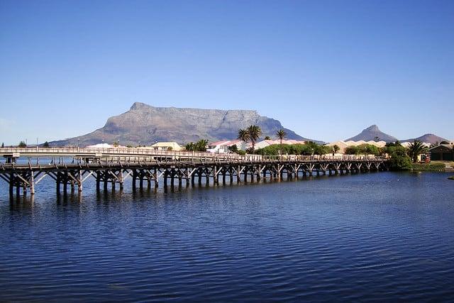 Milnerton Lagoon, Cape Town