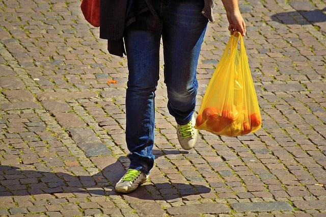 shopping-care-bear-market-plastic-bag