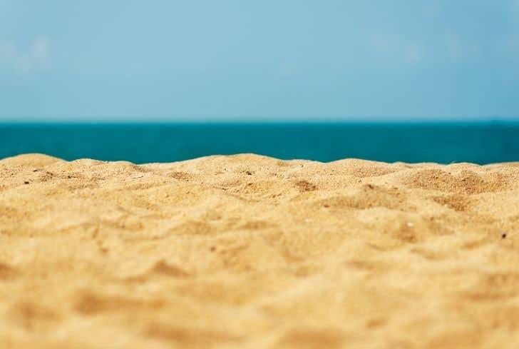 sand-types