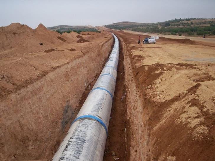 Pipeline rivers
