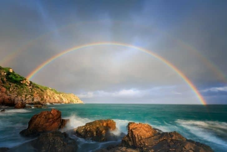 rainbow-formation