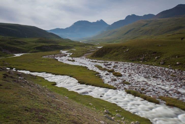 glacier-river-course